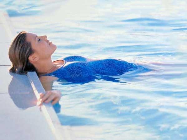 Plavanje in nosečnost